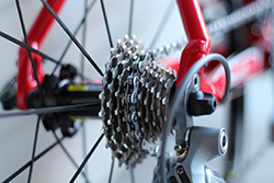 Extra slot of reparatie fietsregeling belast of onbelast?