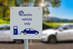 Milieuvriendelijke auto