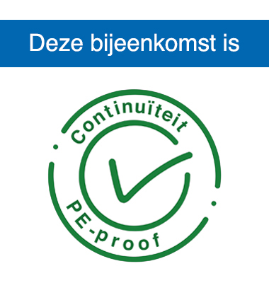Continuïteit PE-proof