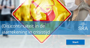 E-learning (Dis)continuïteit