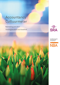Cover Accountancy Cultuurmeter Nulmeting